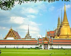 喜大普奔♥泰国18年11月-19年1月免签证费啦,各地往返曼谷机票不到一千块!