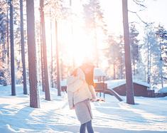 雪橇上的芬兰:冰雪女王的户外狂欢