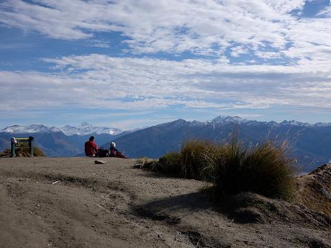 罗伊峰步行道旅游景点图片