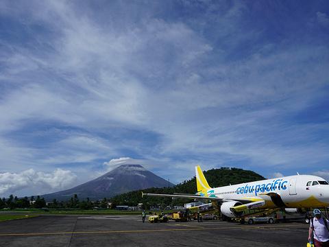 马荣火山旅游景点图片