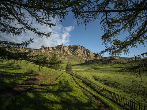 特勒吉国家公园旅游景点图片
