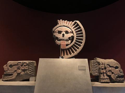 国家人类学博物馆旅游景点图片