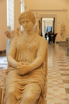 国立考古学博物馆旅游景点攻略图