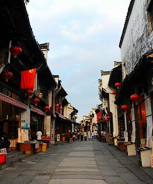 屯溪老街旅游图片
