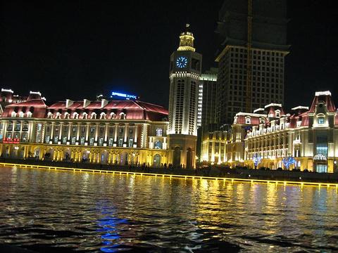 津湾广场旅游景点攻略图