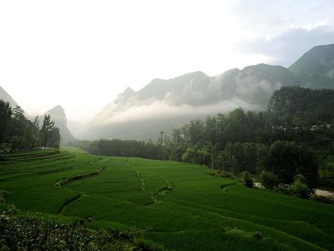 紫云格凸河风景名胜区旅游景点图片