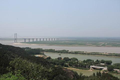 黄河游览区
