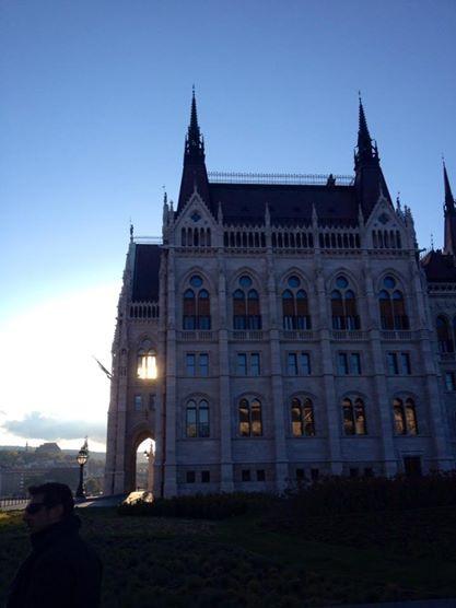 匈牙利国会大厦图片