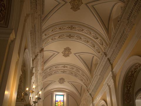 圣胡安包蒂斯塔大教堂旅游景点图片