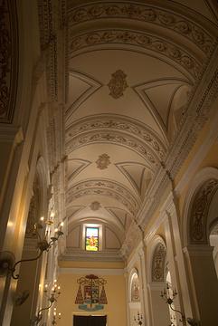 圣胡安包蒂斯塔大教堂旅游景点攻略图