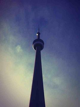 360°CN塔全景餐厅旅游景点攻略图