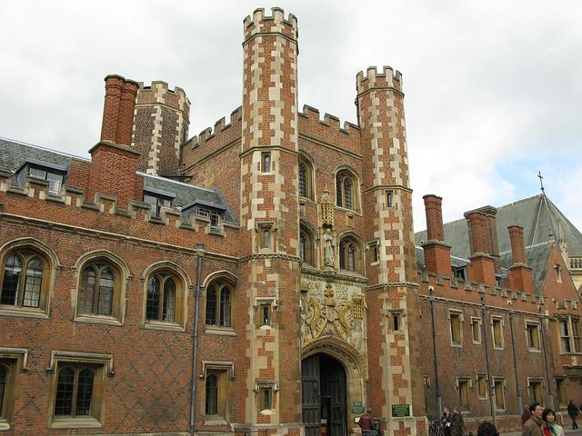 剑桥大学圣约翰学院_2019不过最有名望的还属藏书丰富的剑桥大学图书馆(University ...