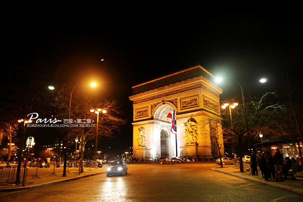 闻香识巴黎