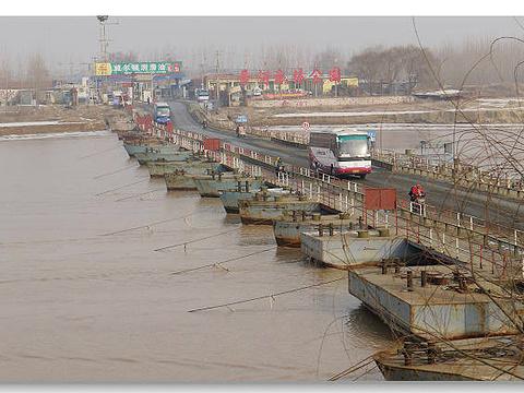百里黄河风景区旅游景点图片