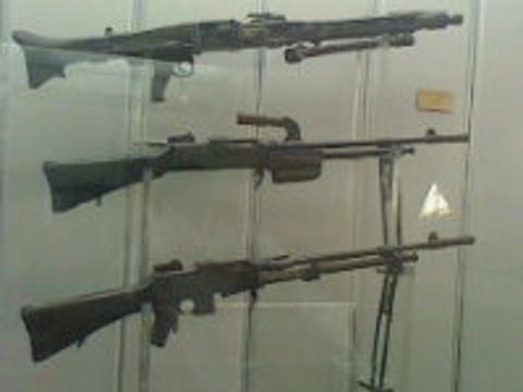 中国人民革命军事博物馆旅游景点图片