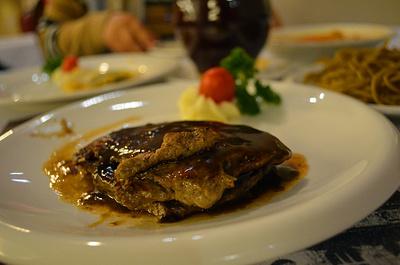 马迭尔西餐厅