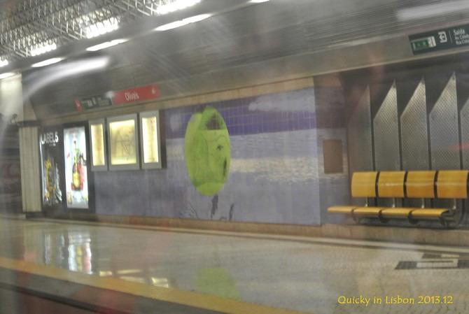 里斯本地铁图片