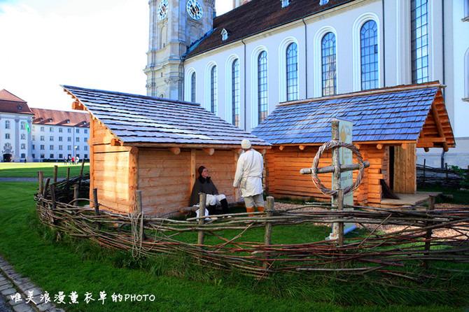 圣加伦大教堂图片