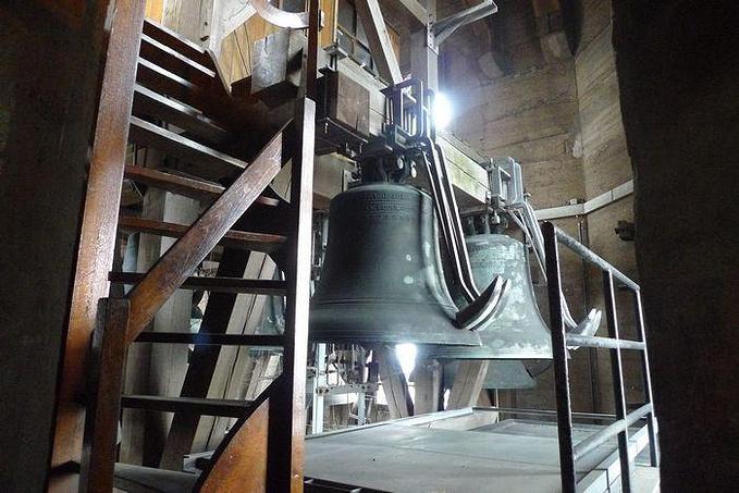 贝尔福钟楼图片