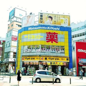 松本清(京都新京极店)旅游景点攻略图