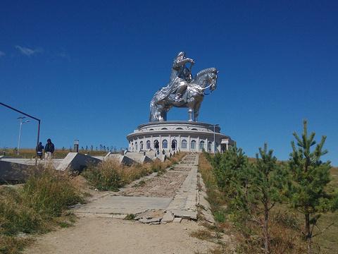 成吉思汗广场旅游景点图片