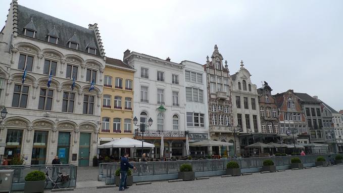梅赫伦市政厅图片