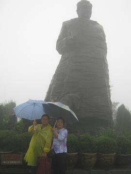 韶山烈士陵园旅游景点攻略图