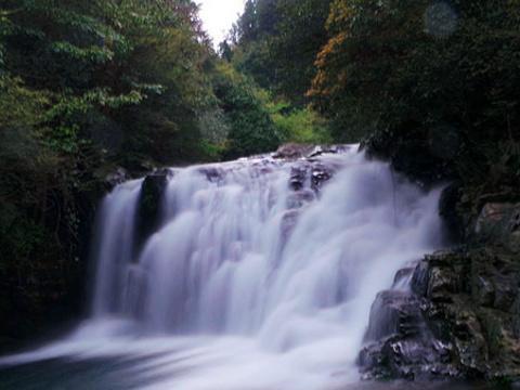 溪头天门峡谷旅游景点图片