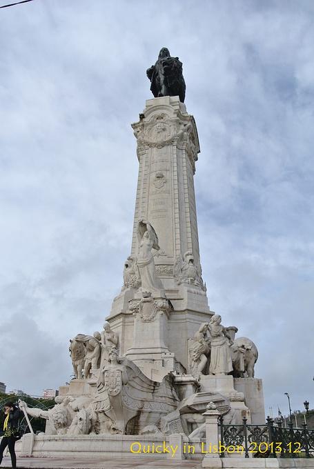 庞巴尔侯爵广场图片