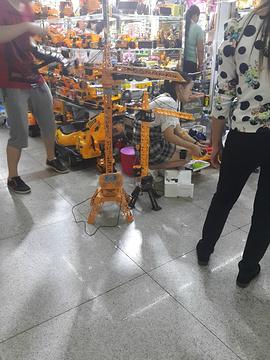 义乌商贸城购物旅游区旅游景点攻略图