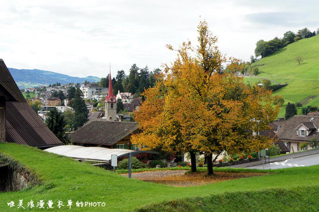 畅游深秋的童话王国-瑞士