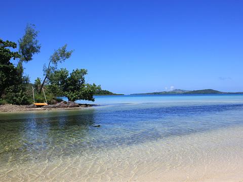 小纳努亚岛旅游景点图片