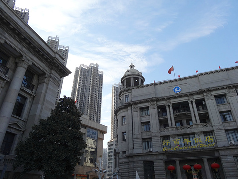 南京路旅游景点图片