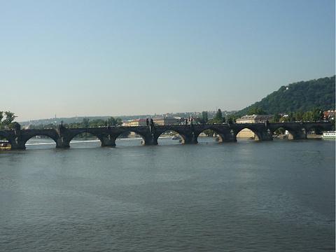 福尔塔瓦河畔旅游景点攻略图
