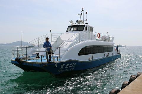 亚龙湾海底世界旅游景点攻略图