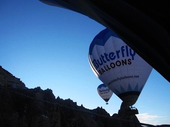 日出云俱静——卡帕多西亚之热气球图片