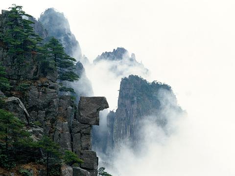 莲花峰旅游景点攻略图