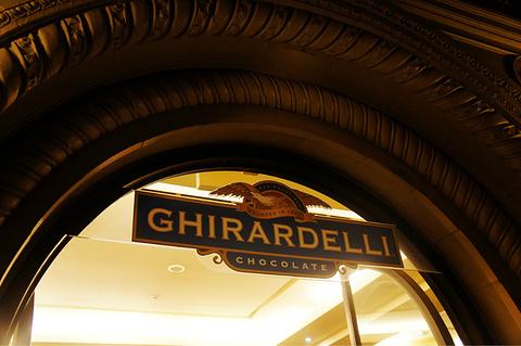 Ghirardelli旅游景点攻略图