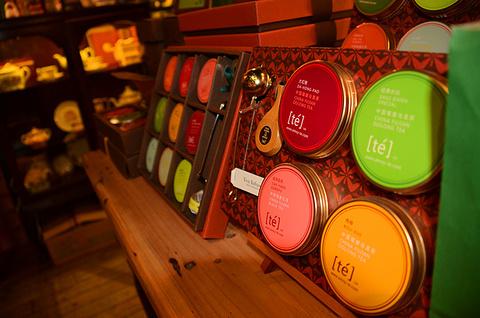 陈罐西式茶货铺旅游景点攻略图