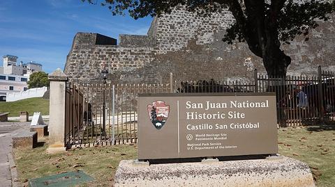 圣克里斯多巴城堡旅游景点攻略图