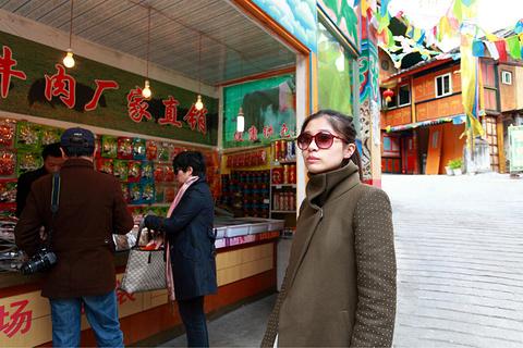 旅游纪念品超市旅游景点攻略图