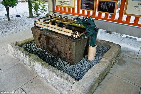 淵神社旅游景点攻略图