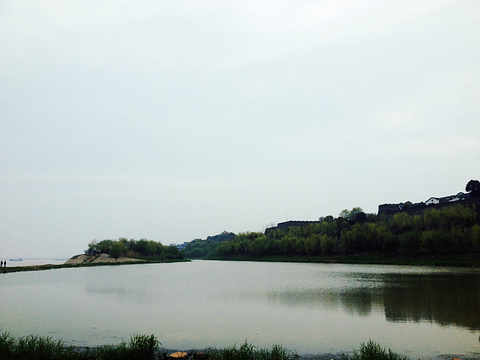 洞庭湖旅游景点攻略图