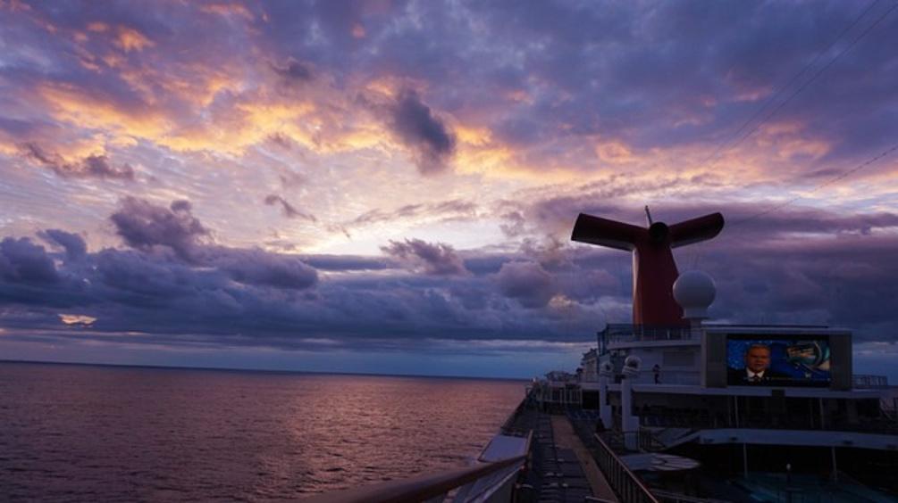 【兜说兜行】冬季到加勒比来看海