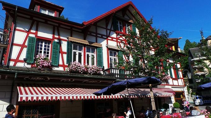 Old Swiss House图片