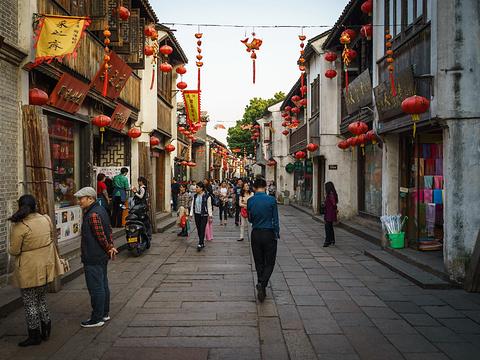 山塘古街旅游景点图片