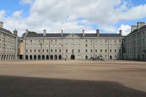 爱尔兰国家装饰艺术品和历史博物馆旅游景点攻略图