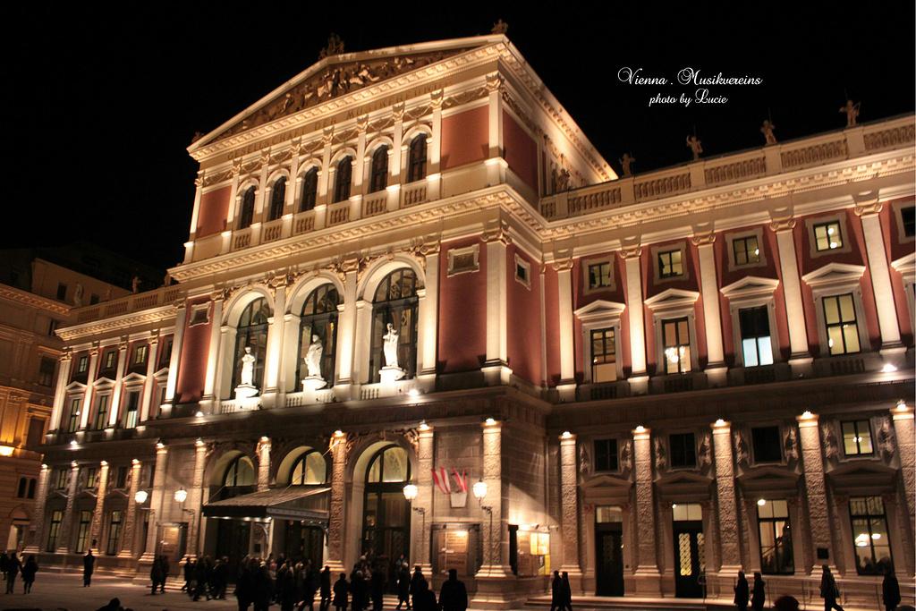 浪漫圣诞之行—天鹅堡、维也纳