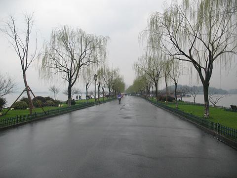 西湖滨湖风景区旅游景点攻略图