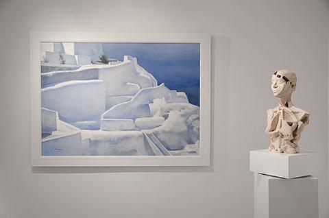 AK Art Gallery旅游景点攻略图